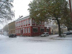 Der Standort der NDS Bau GmbH in Harburg